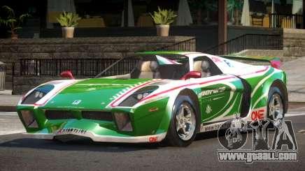 Island Car from Trackmania PJ3 for GTA 4