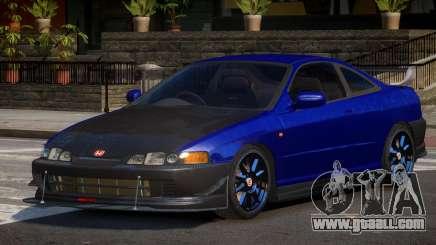 1999 Honda Integra for GTA 4