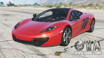 McLaren MP4-12C for GTA 5