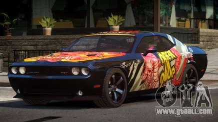 Dodge Challenger Drift L6 for GTA 4