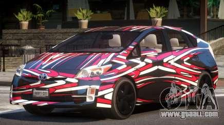 Toyota Prius L9 for GTA 4