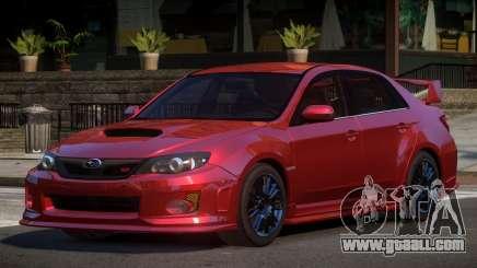 Subaru Impreza D-Tuned for GTA 4