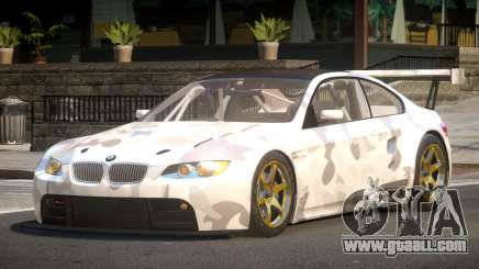 2009 BMW M3 GT2 L1 for GTA 4