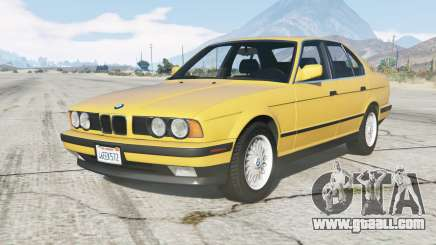 BMW 535i (E34) 1987 for GTA 5
