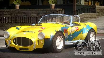 1964 Shelby Cobra 427 PJ1 for GTA 4