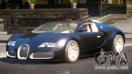 2011 Bugatti Veyron 16.4 for GTA 4
