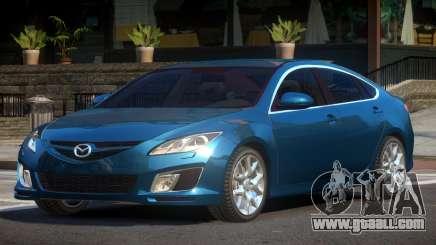 2010 Mazda 6 for GTA 4