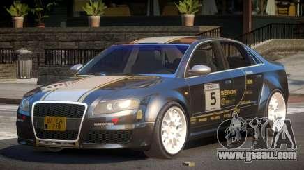 Audi RS4 B7 L9 for GTA 4