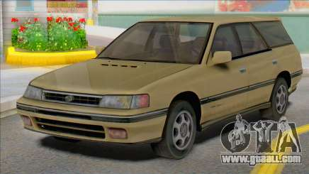 Subaru Legacy RS Wagon for GTA San Andreas