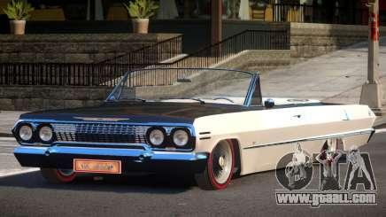 Chevrolet Impala SR for GTA 4