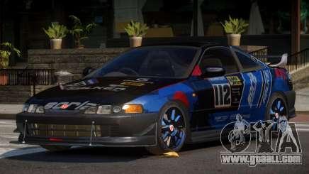 1999 Honda Integra PJ8 for GTA 4