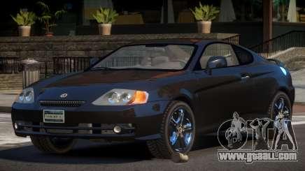 Hyundai Tuscani GT for GTA 4