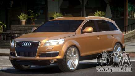 Audi Q7 RT for GTA 4