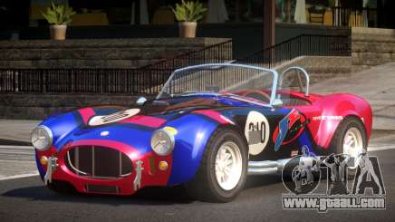1964 Shelby Cobra 427 PJ3 for GTA 4