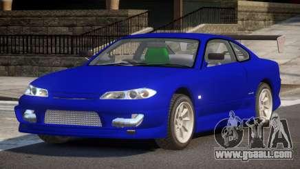 Nissan Silvia BS for GTA 4