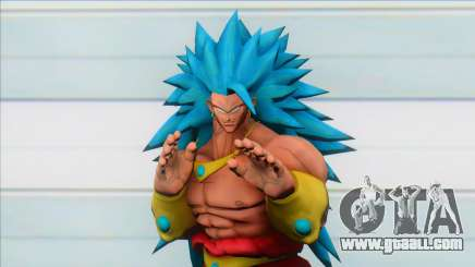 Broly Ssgss3 From Xv3 for GTA San Andreas