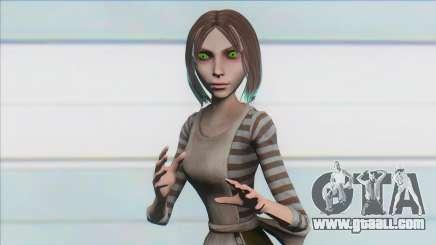 Alice Madness Returns London for GTA San Andreas