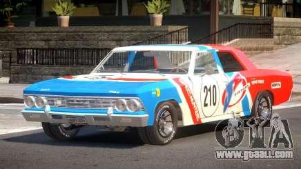 1964 Chevrolet Chevelle L6 for GTA 4