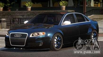 Audi RS4 Str for GTA 4