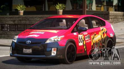 Toyota Prius L6 for GTA 4