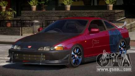 1999 Honda Integra PJ4 for GTA 4