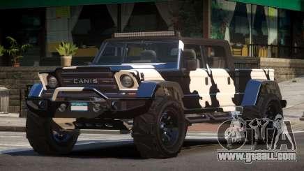 Canis Kamacho L2 for GTA 4
