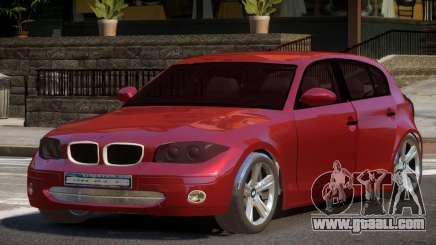 BMW 118i HK for GTA 4