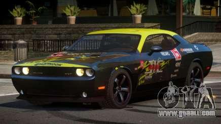 Dodge Challenger Drift L10 for GTA 4
