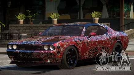 Dodge Challenger Drift L7 for GTA 4