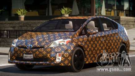 Toyota Prius L1 for GTA 4