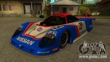 1989 Nissan R89C Le Mans for GTA San Andreas