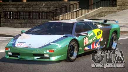 Lamborghini Diablo Super Veloce L2 for GTA 4