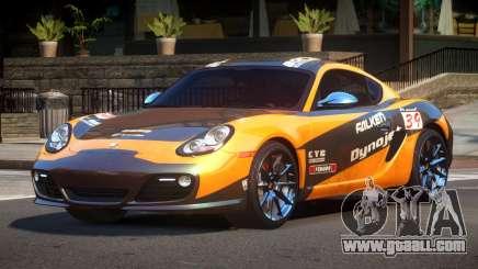 Porsche Cayman R-Tuned L10 for GTA 4