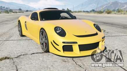 Ruf CTR3 add-on for GTA 5