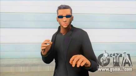 New Wuzimu Formal Or Elegant Suit for GTA San Andreas