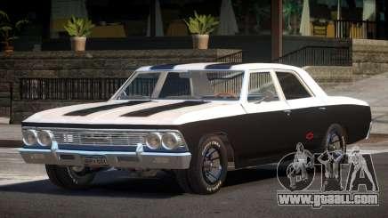 1964 Chevrolet Chevelle L2 for GTA 4