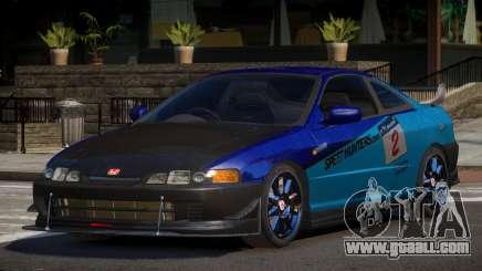 1999 Honda Integra PJ1 for GTA 4