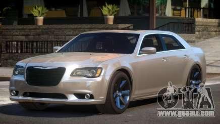 Chrysler 300C GS for GTA 4
