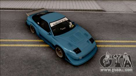 Nissan 180SX GP Sports for GTA San Andreas