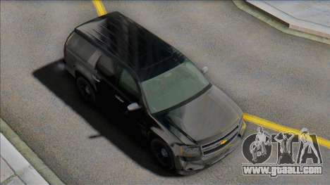 Chevrolet Tahoe 2012 ImVehFT for GTA San Andreas
