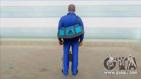 New Wuzimu Casual V3 TrackSuit Adidas Sport V2 for GTA San Andreas