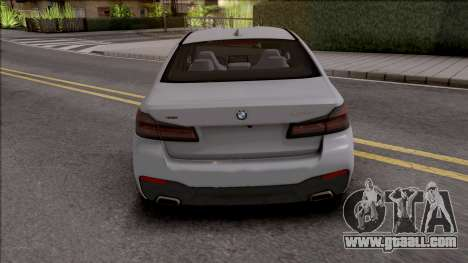 BMW 530d X-Drive 2020 for GTA San Andreas