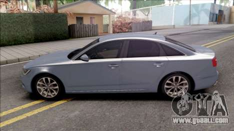 Audi A6 2013 for GTA San Andreas