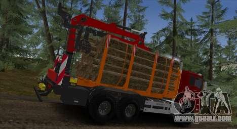 MAN TGS 18.480 LPcars Sortiment for GTA San Andreas
