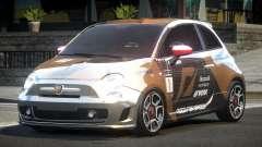 Fiat Abarth Drift L1 for GTA 4