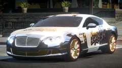 Bentley Continental GT Drift L3