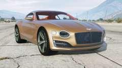 Bentley EXP 10 Speed 6 2015 for GTA 5