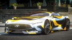 Infiniti Vision GT SC L10 for GTA 4