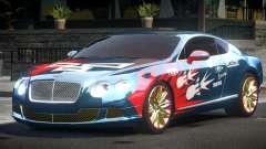 Bentley Continental GT Drift L7