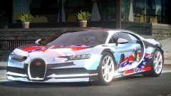 Bugatti Chiron GS L9 for GTA 4